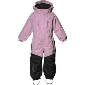 Isbjörn of Sweden Penguin Snowsuit Kinderen, roze/zwart